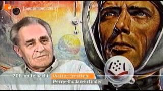 Perry Rhodan wird 50 - Bericht des ZDF heute Teams