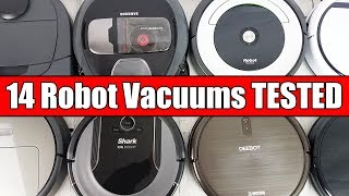 Best Robot Vacuum 2018 / 2019 - Roomba vs Neato Vs RoboRock vs Deebot