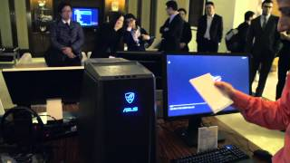 ASUS Tytan Republic of Gamers Desktops - Linus Tech Tips CES 2013
