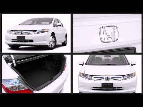 2012 Honda Civic Hybrid Video