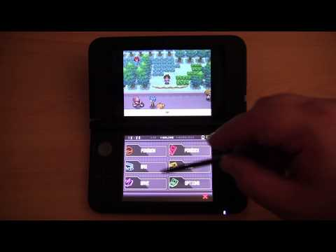 pokemon black version 2 on the nintendo 3ds xl | how to