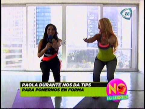 En Forma con Brenda Angulo y Paola Durante.
