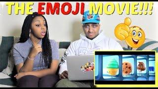 The Emoji Movie Official Trailer - Teaser (2017) REACTION!!!!