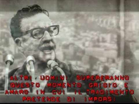 Salvador Allende , la historia es nuestra
