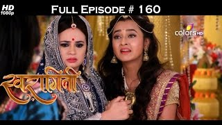 Swaragini - 8th October 2015 - स्वरागिनी - Full Episode (HD)