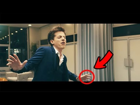 10 Things You Missed in How Long by Charlie Puth (Official Music Video)