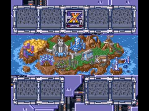 Mega Man X2 - Part 2 - User video