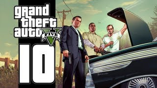 Let's Play GTA V (GTA 5) - EP10 - Heist Prep