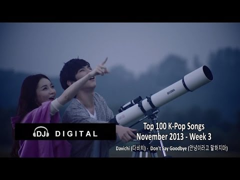 Top 100 K-Pop Songs - November 2013 Week 3