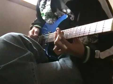 Chimaira tone riff/ Salvation