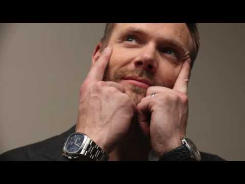 Joel McHale Shares Why He Loves Wrist Watches & Glashutte Original With aBlogtoWatch