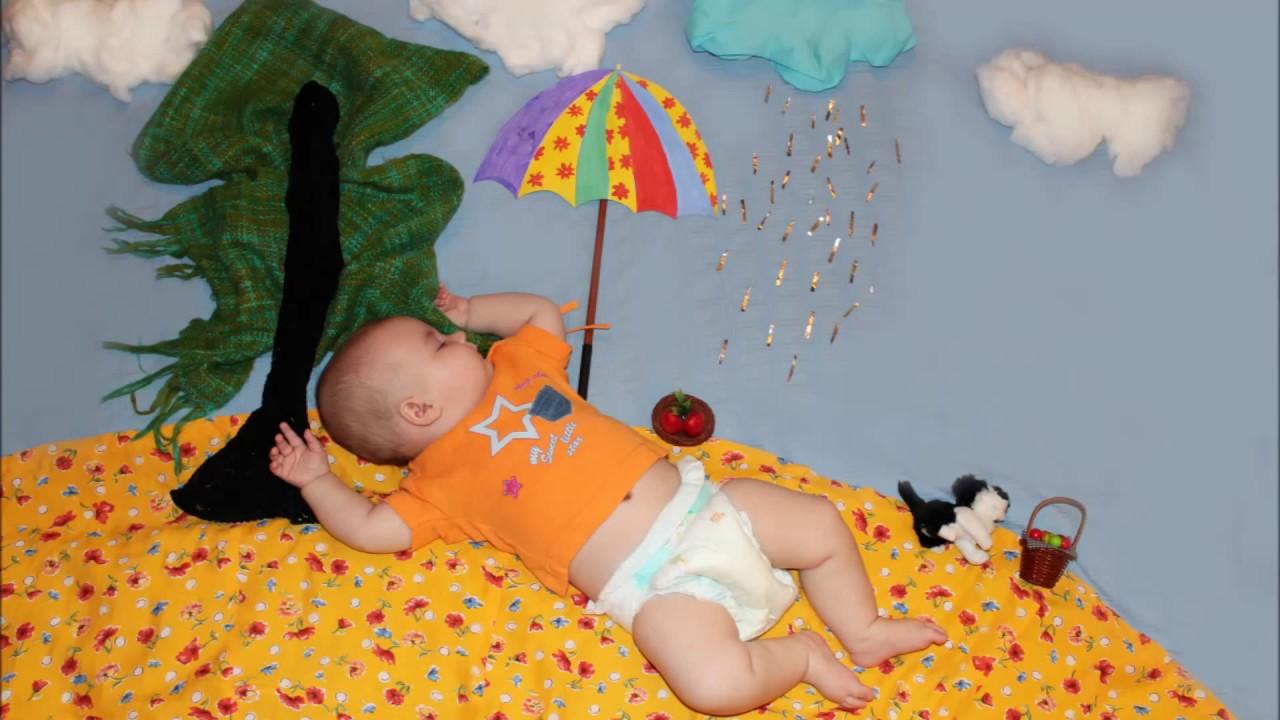 Как красиво сделать фото малыша
