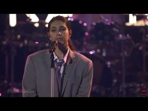 Alessia Cara - Out Of Love (Live @ IHeartRadio Album Release Party)