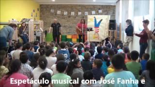 Mão no chão e pé no ar - José Fanha e Daniel Completo