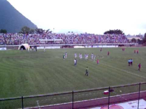 07 DE AGOSTO DE 2010 : ESTADIO SUPERIOR SOCUM : LIGA DE ASCENSO : ALBINEGROS DE ORIZABA VS FRESEROS DE IRAPUATO (0-1).