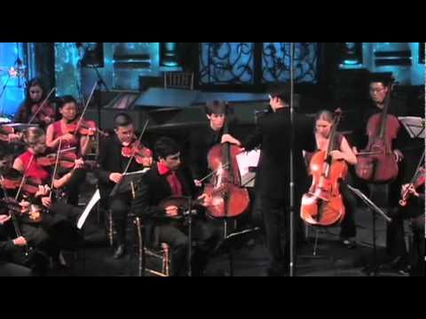 Avner Dorman: Mandolin Concerto - 1st Movement