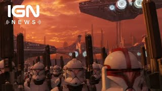 Star Wars Battlefront 2 Adds Clone Wars Content - IGN News E3 2018