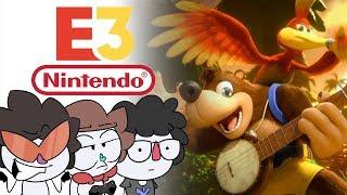 """NINTENDO E3 2019 """"Highlights"""" - NINTENDO WINS"""