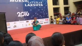 PART-1 performance by Ashwini Naik