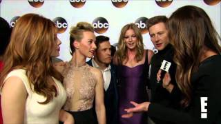 Interview of Revenge Cast with E!Online