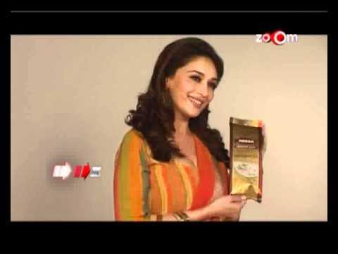 Madhuri Dixit's Latest Photo Shoot video