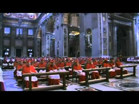 Celebration of the Lord's Passion from St. Peter's Basilica - April 6, 2012 (FULL)
