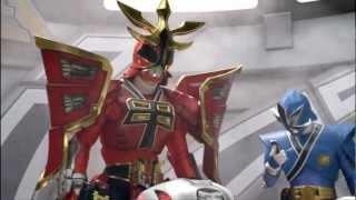 Power Rangers Super Samurai - Samurai Forever - Final Battle against Master Xandred