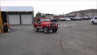 1953 Willy's Jeep for sale | sold at auction November 4, 2014