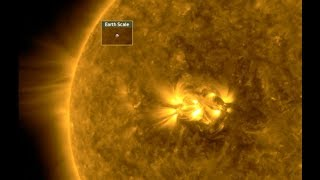 Sun Affects Whole Atmosphere, Electroquakes | S0 News Jun.17.2018