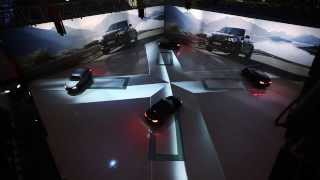 BMW X5 (F15) Moscow Launch