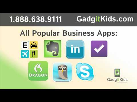 GadgitKids: Connecting Generations