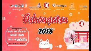 Lễ Hội Oshougatsu 2018 ĐH Bách Khoa,Hà Nội