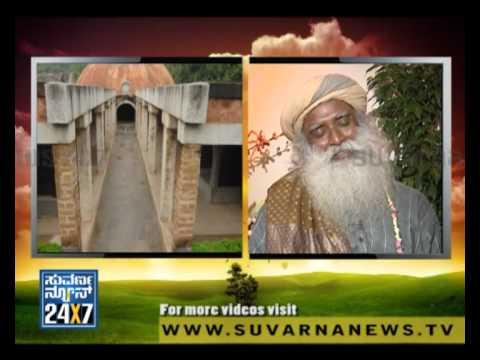 Seg 1 - Interview With Jaggi Vasudev - Enlightenment - Suvarna News video