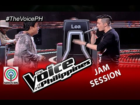 The Voice Of The Philippines: Eric Nicolas Sings