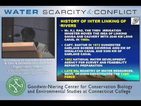 Interlinking of Indian Rivers: Pros and Cons and Environmental Concerns - Kaggere Lokesh