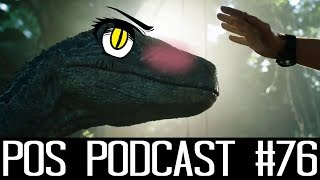 POS Podcast - Episode 76 - Dinosaur Girl Anime
