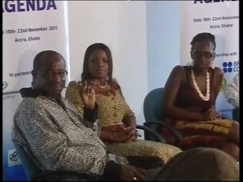CBA: Live in Accra - The Gender Agenda