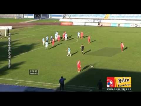 FK Spartak Zlatibor Voda 1-0 Radnicki Nis