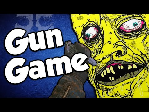 DON'T DO DRUGS! (Gun Game Reactions - Call of Duty: Ghosts)