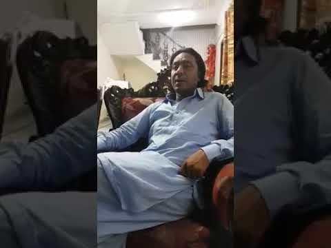 Asghar khan New Kalam July 2018