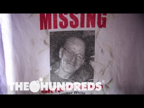 THE HUNDREDS :: BREAKING BAD