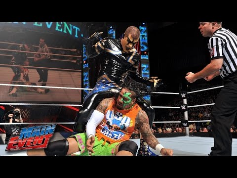Jey Uso Vs. Stardust: Wwe Main Event, Nov. 4, 2014 video