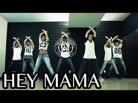 HEY MAMA - David Guetta ft Nicki Minaj & Afrojack Dance   @MattSteffanina Choreography