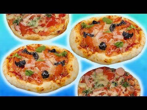 Легкие рецепты пиццы в домашних условиях
