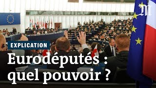 Députés français ou européens : qui a le plus de pouvoir ?