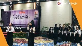 Mega Symphony - Mengingatmu (At Wisuda 61 STMIK AMIKOM Yogyakarta)