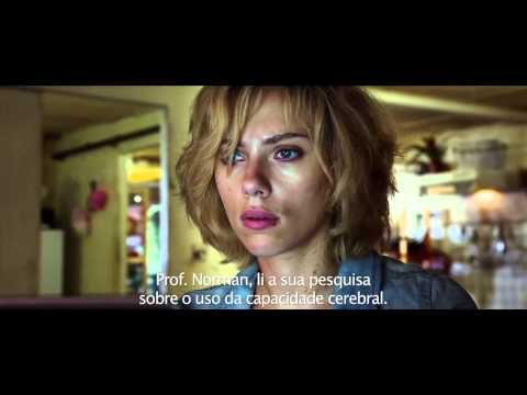 Trailer Final -  Lucy Legendado HD