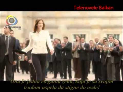 Primera Dama ( Prva dama ) - Trejler