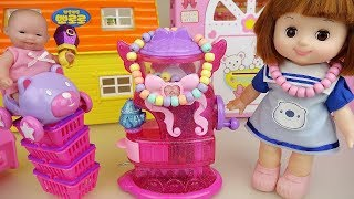 Baby Doll jewelry maker shop toys baby doli play