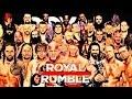 WWE Royal Rumble 2017 Match HD (2K17)
